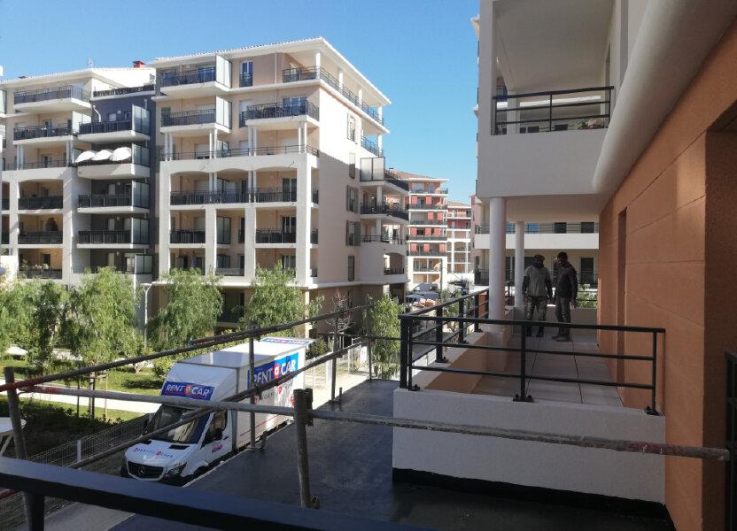 Appartement à louer 34.62m2 à Toulon