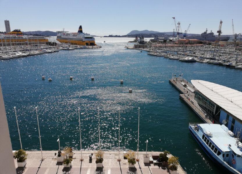Appartement à louer 47.25m2 à Toulon