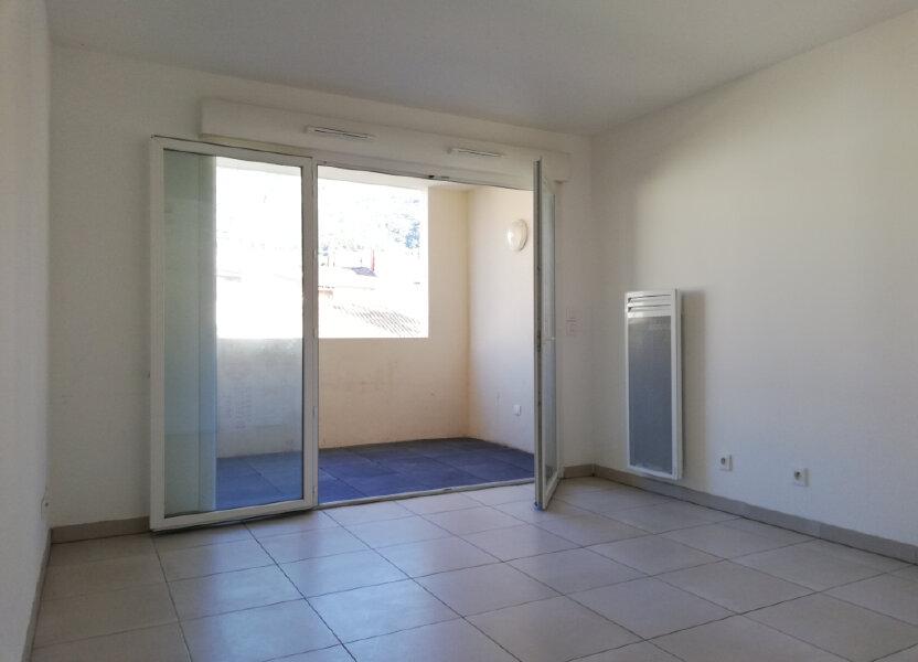 Appartement à louer 25.1m2 à Toulon