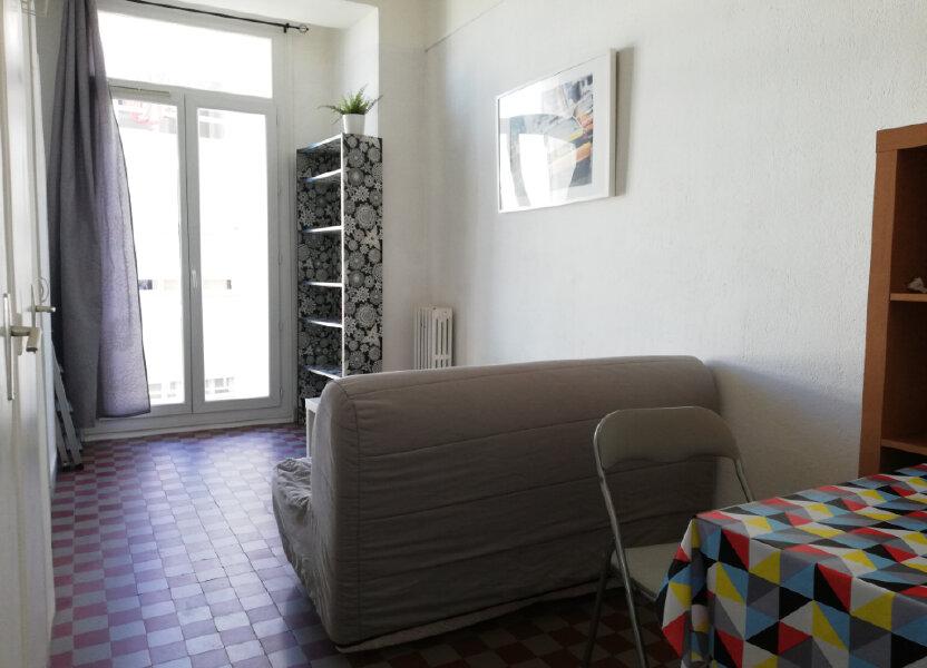 Appartement à louer 17m2 à Toulon