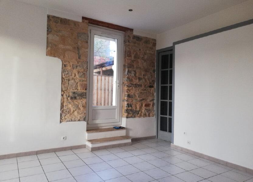 Appartement à louer 45m2 à Toulon