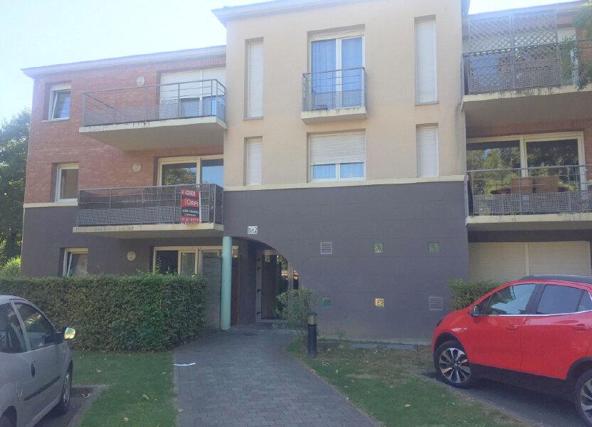 Appartement à louer 40m2 à Wasquehal