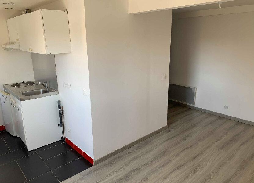 Appartement à louer 23m2 à Marcq-en-Baroeul