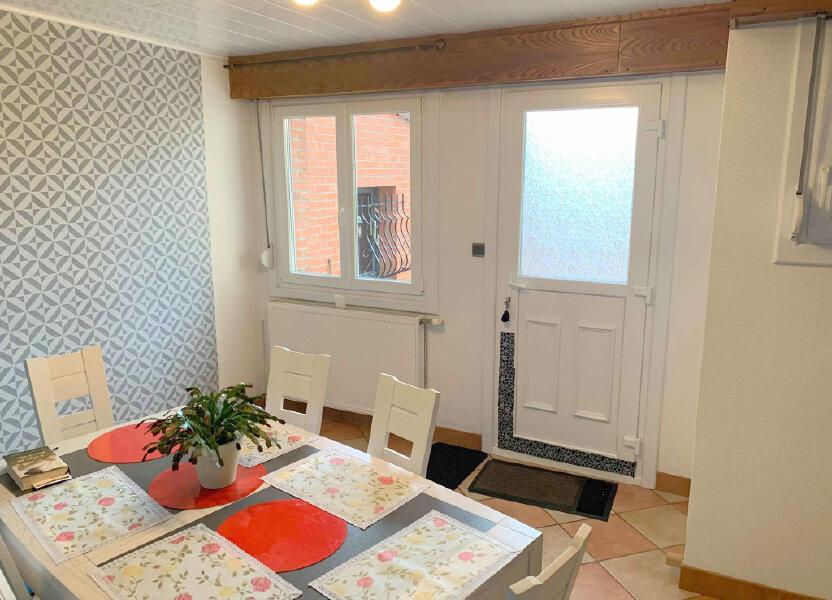 Maison à vendre 88m2 à Marcq-en-Baroeul