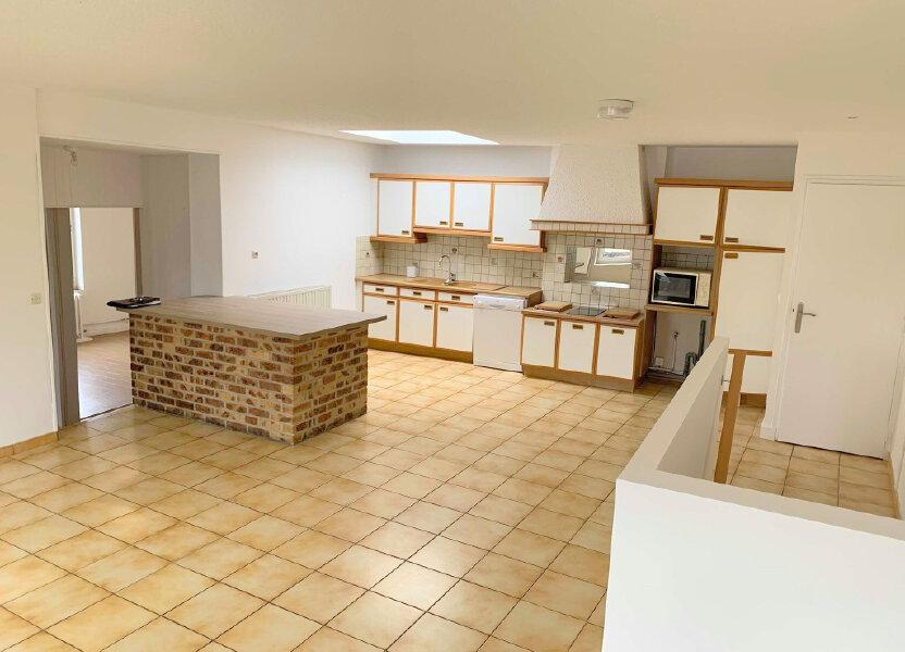 Appartement à louer 100m2 à Mouvaux