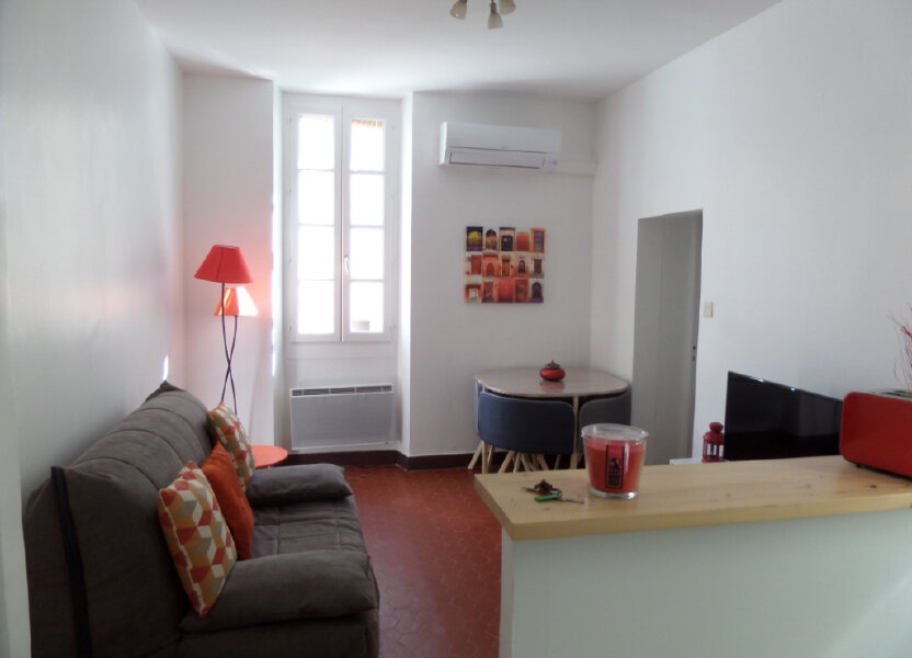 Appartement à louer 24.2m2 à Cadenet
