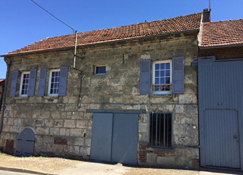 Maison à louer 108m2 à Thiescourt