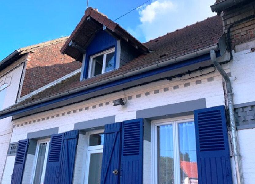 Maison à louer 58m2 à Conchy-les-Pots