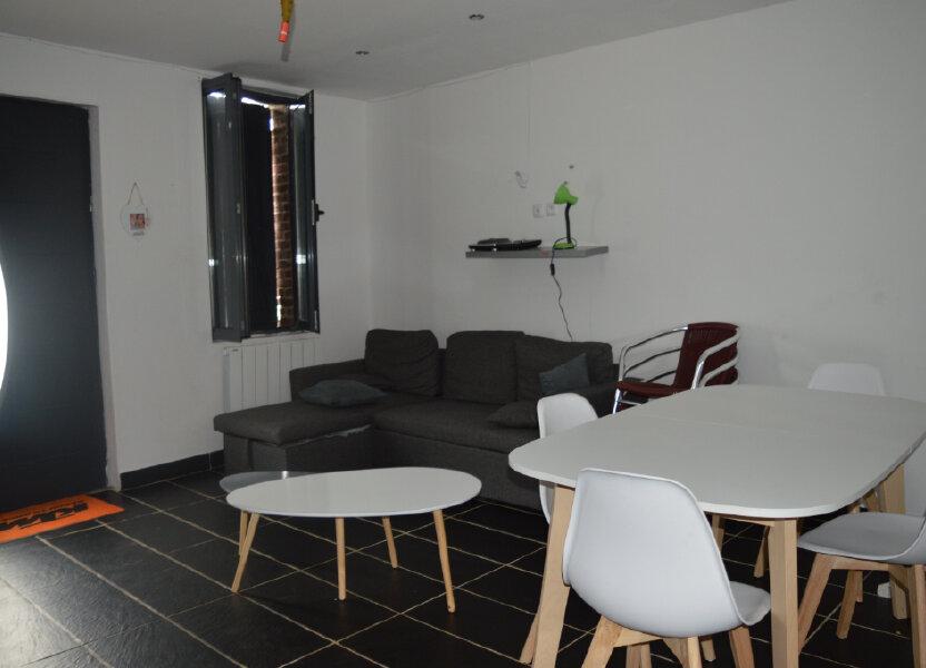 Maison à louer 52m2 à Le Quesnel