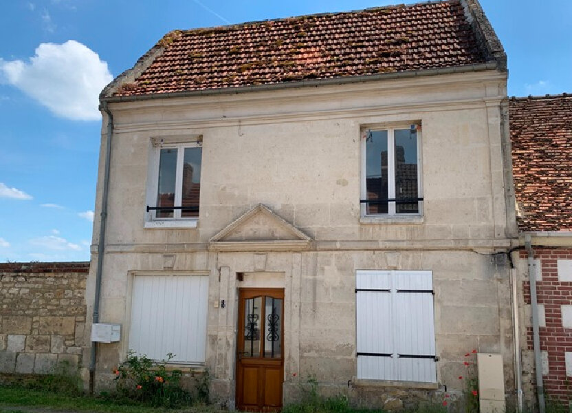 Maison à louer 93.3m2 à Monchy-Humières