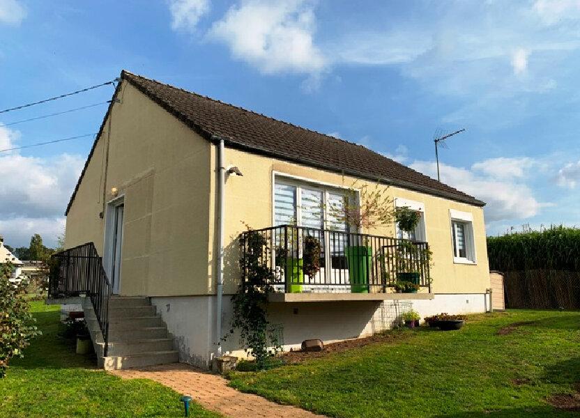 Maison à louer 69.34m2 à Frétoy-le-Château