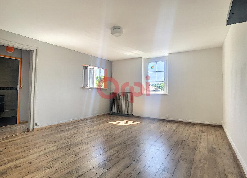 Appartement à louer 34.02m2 à Chantilly