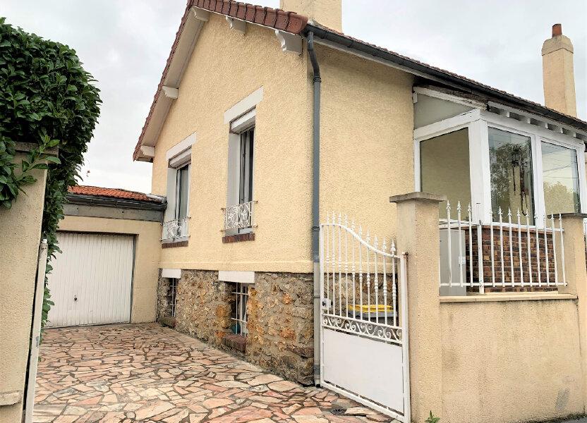 Maison à vendre 91m2 à Saint-Brice-sous-Forêt