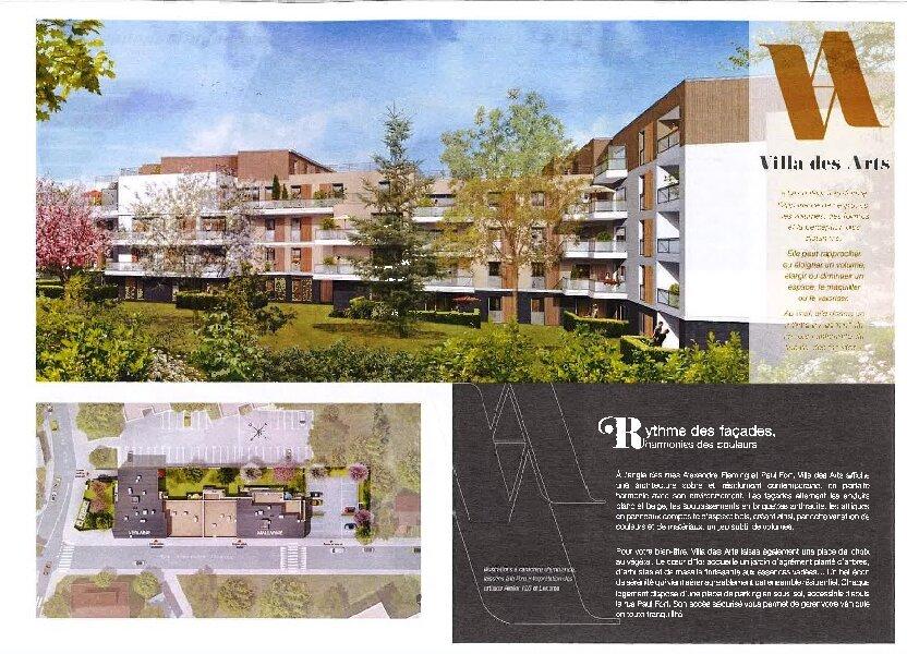 Appartement à vendre 28.83m2 à Ézanville