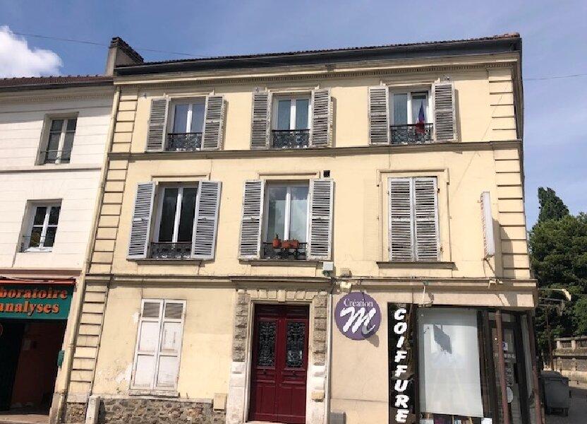 Appartement à vendre 47m2 à Saint-Brice-sous-Forêt