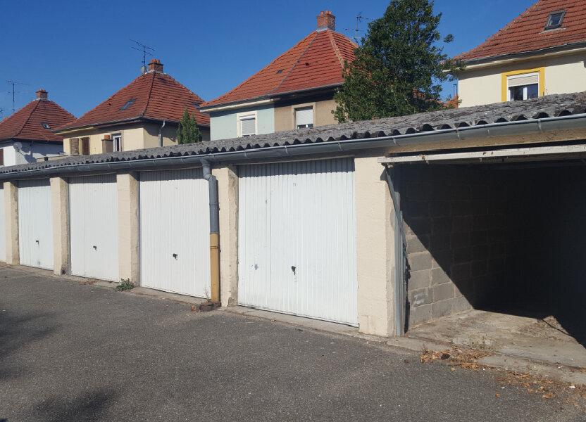Stationnement à louer 0m2 à Mulhouse
