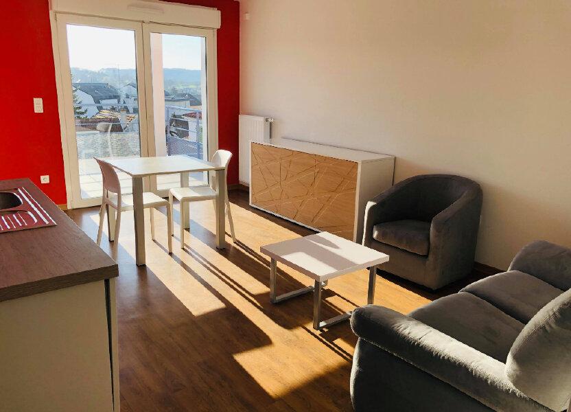 Appartement à louer 46m2 à Waldighofen