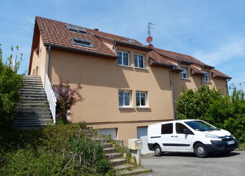 Appartement à vendre 103.08m2 à Aspach