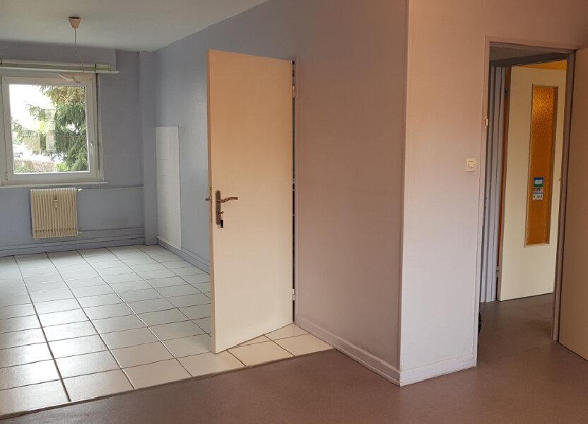 Appartement à vendre 64.4m2 à Mulhouse