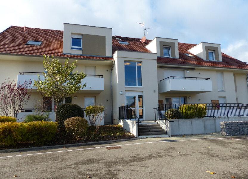 Appartement à louer 68.42m2 à Wittelsheim