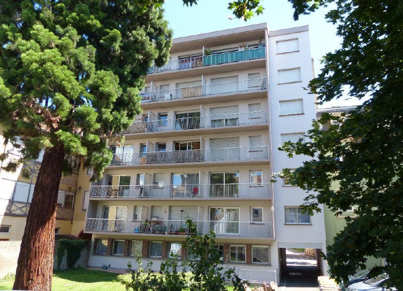 Appartement à louer 24.68m2 à Mulhouse