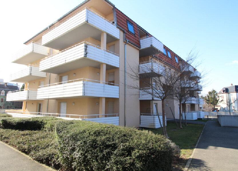 Appartement à louer 38.82m2 à Illzach
