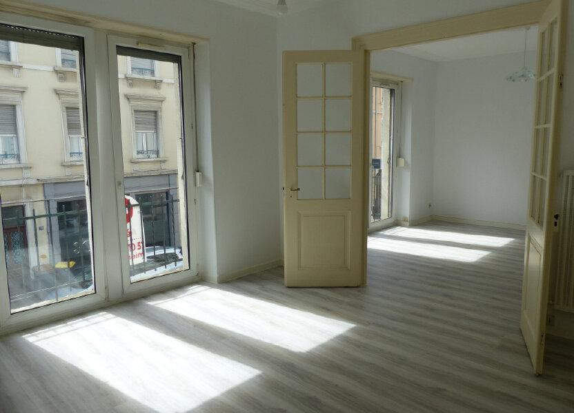 Appartement à louer 68m2 à Mulhouse