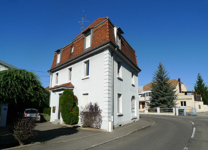 Appartement à louer 63m2 à Kingersheim