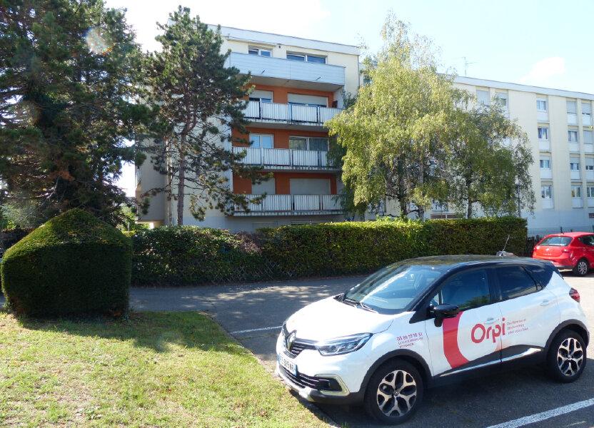 Appartement à louer 59.4m2 à Rixheim
