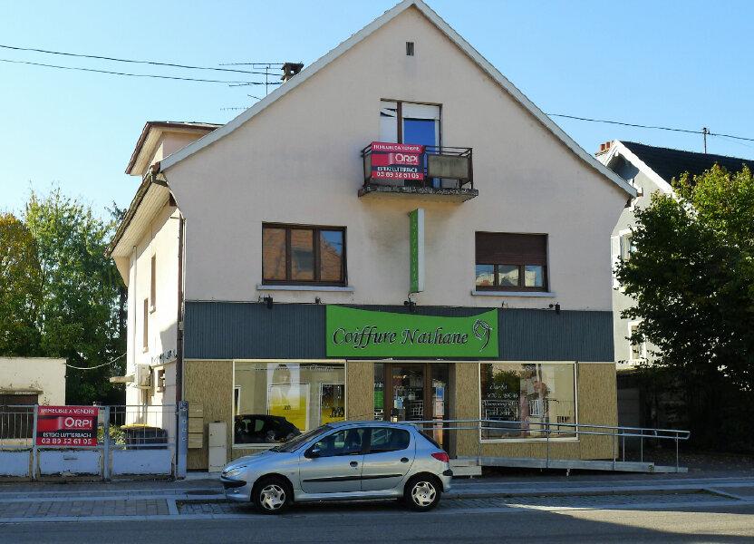 Immeuble à vendre 290m2 à Lutterbach