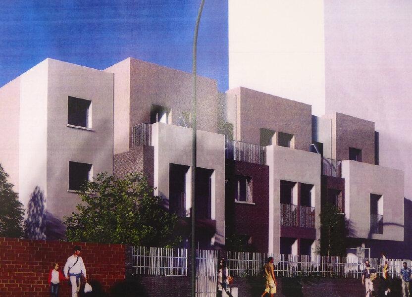 Appartement à vendre 52.86m2 à Champigny-sur-Marne