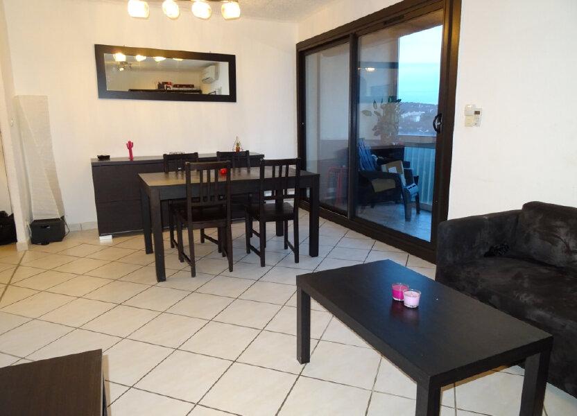Appartement à louer 56m2 à Toulon