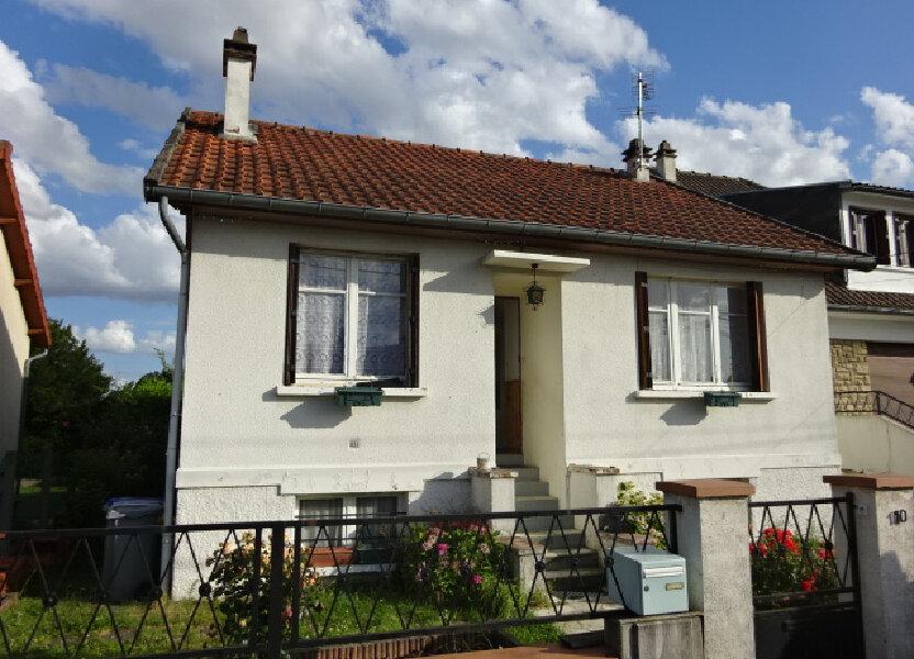 Maison à vendre 66m2 à Goussainville