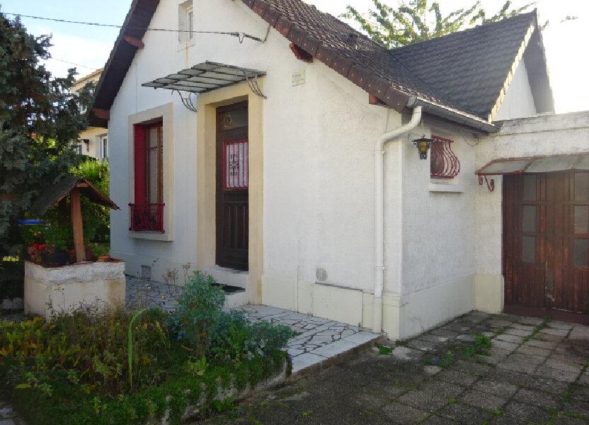 Maison à vendre 56m2 à Goussainville