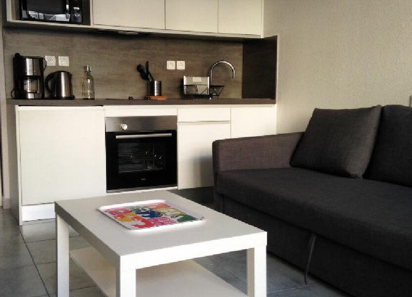 Appartement à louer 27.18m2 à Castelnau-le-Lez