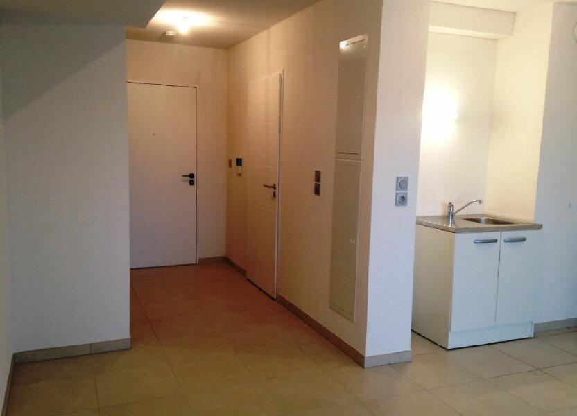 Appartement à louer 27.5m2 à Castelnau-le-Lez