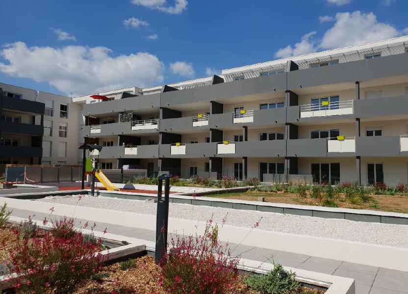 Appartement à louer 60.2m2 à Castelnau-le-Lez