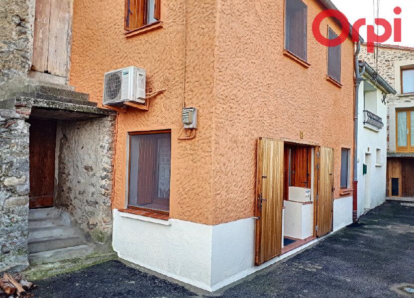 Maison à vendre 106m2 à Estoher