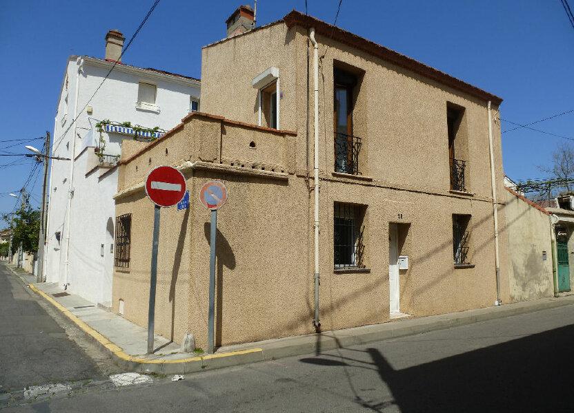 Maison à louer 59.99m2 à Perpignan