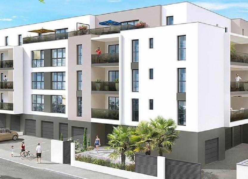 Appartement à louer 42.35m2 à Perpignan