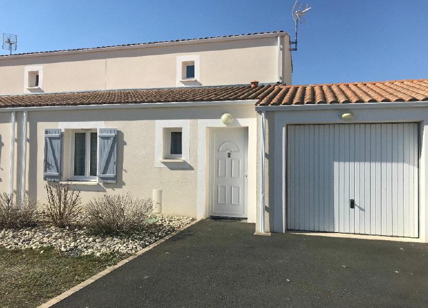 Maison à louer 76m2 à Surgères