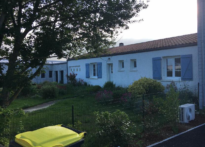 Maison à louer 91.6m2 à Dompierre-sur-Mer