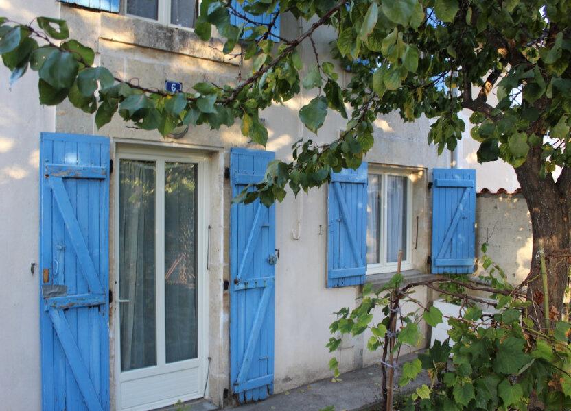 Maison à vendre 85m2 à Mauzé-sur-le-Mignon