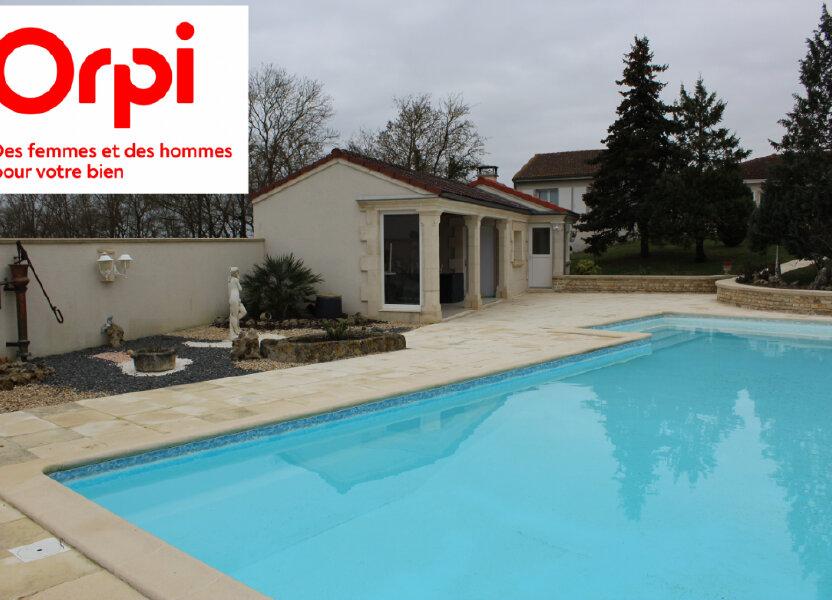 Maison à vendre 190m2 à Blanzac-lès-Matha