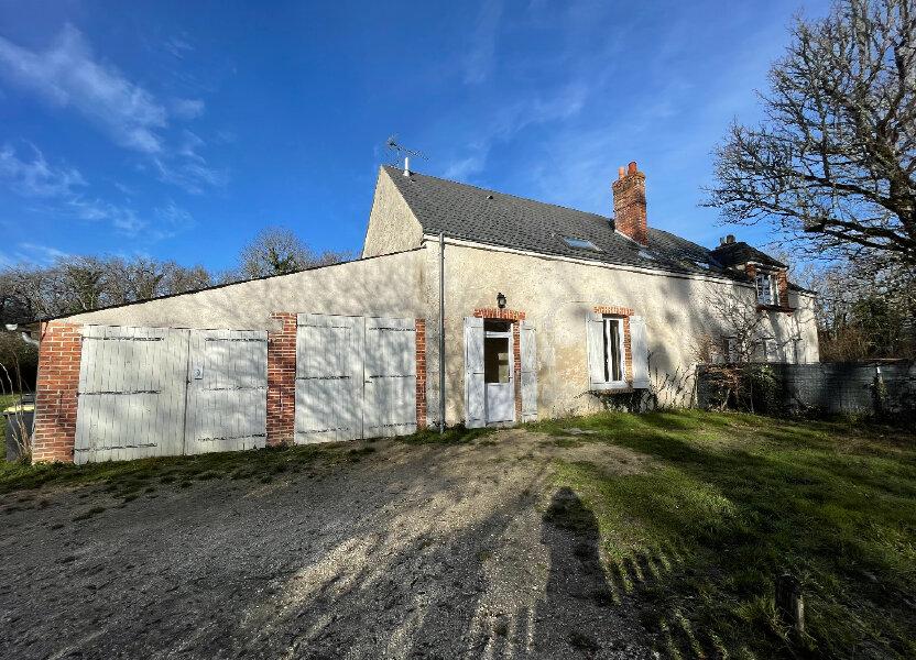 Maison à louer 85m2 à Ligny-le-Ribault