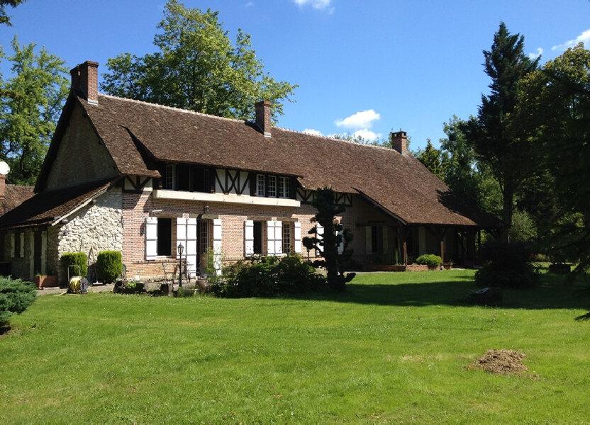 Maison à vendre 280m2 à Ligny-le-Ribault