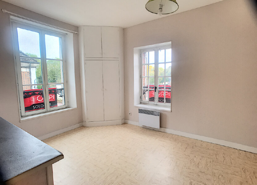 Appartement à louer 29m2 à La Ferté-Saint-Aubin