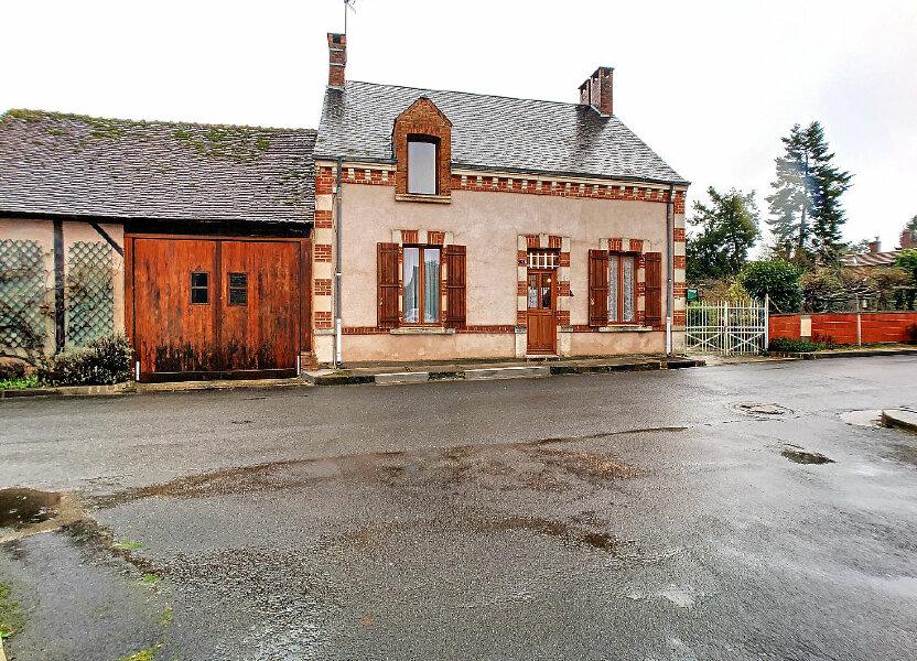 Maison à vendre 142m2 à Chaumont-sur-Tharonne