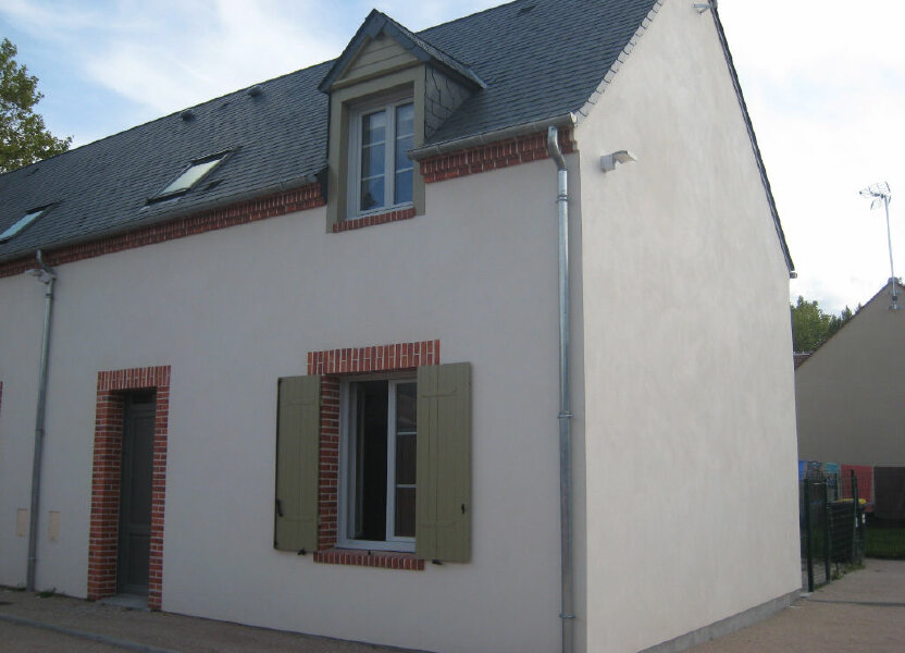 Maison à louer 72m2 à La Ferté-Saint-Aubin