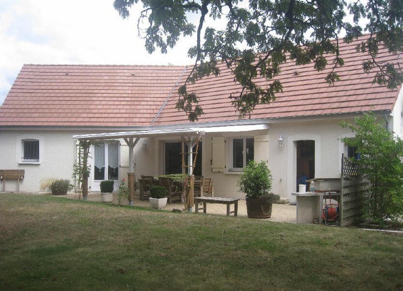 Maison à vendre 115m2 à Lamotte-Beuvron